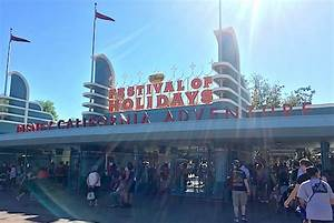 First taste of Disney California Adventure's Festival of ...
