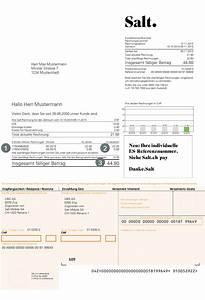 Welche Steuernummer Auf Rechnung : salt mobile ihre rechnung erkl rt alles was sie wissen m ssen ~ Themetempest.com Abrechnung