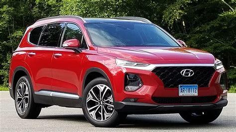 2019 Hyundai Santa Fe Review  Consumer Reports