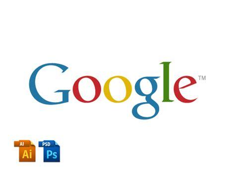 Google Logo (vector, Ai, Eps
