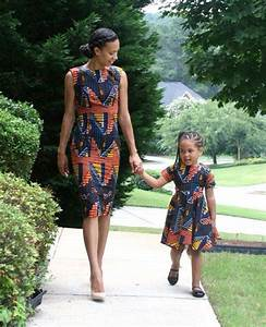 robes pagne tissu wax african fashion children39s With robe africaine enfant