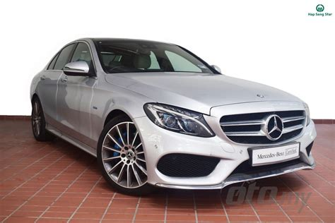 It possesses the elegant, sophisticated styling that often characterizes the. 2018 Used Mercedes-Benz C-Class C350e #218658 - oto.my