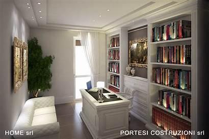 Studio Classico Interni Degli Classica Linea 02d