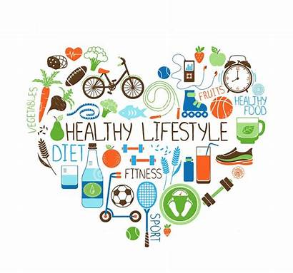 Healthy Lifestyle Fitness Living Diet Start Heart