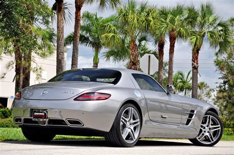 Every used car for sale comes with a free carfax report. 2011 Mercedes-Benz SLS AMG Gullwing Coupe Stock # 6027 for sale near Lake Park, FL | FL Mercedes ...