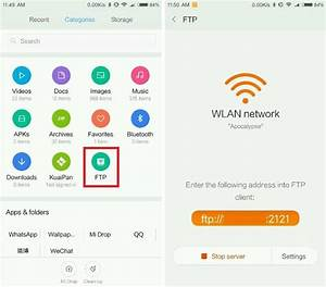 top ten miui 8 features to replace your old third party With miui 8 documents app