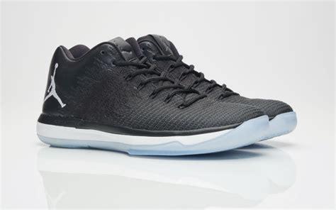 The Air Jordan 31 Low Black White Arrives Tomorrow