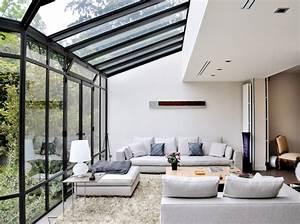 4 quelle communication avec la maison maison travaux With lovely deco mur exterieur maison 4 decoration mur veranda