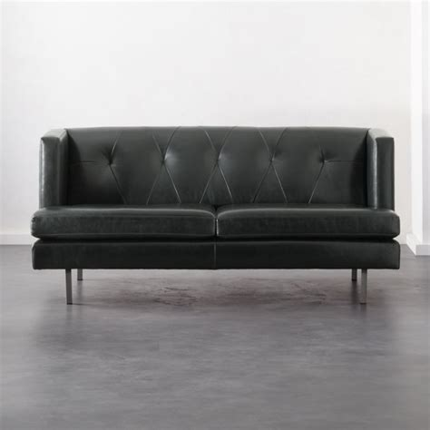 Tufted Apartment Sofa by Tufted Apartment Sofas Cb2