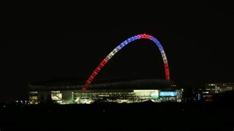 Fans Hope All Wembley Will Sing Marseillaise