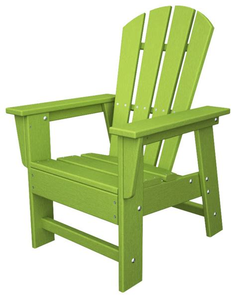 adirondack lime green all weather recycled plastic