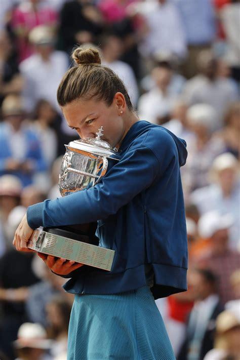 LIVE Simona Halep - Sloane Stephens - French Open women - 9 June 2018 - Eurosport