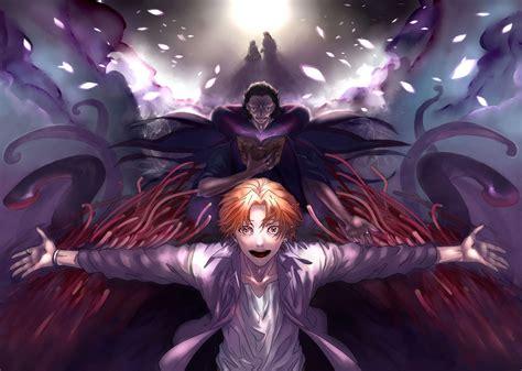 Evil Anime Wallpaper - evil smile wallpaper wallpapersafari