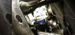 How To Remove The Alternator From A Saturn S