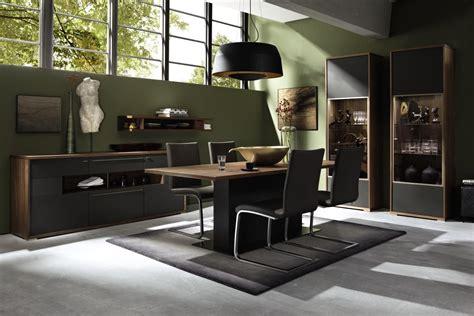 meuble tv et bureau composition hülsta pour votre salle à manger design table