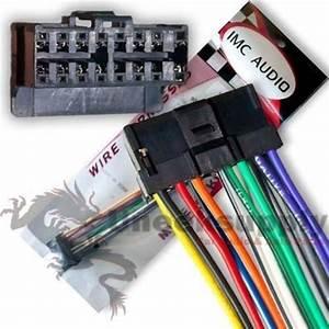 Pioneer Wire Harness Deh 1400 2400f 7400mp Pi16b 00 On