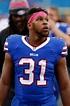 Bills' Jonathan Williams Avoids Suspension