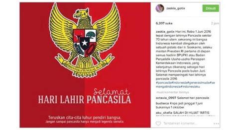 Zaskia Gotik Potong Rambut Buang Sial Foto Bugil Bokep 2017