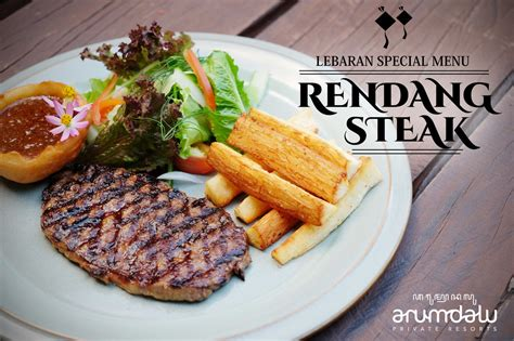 special menu  lebaran  revealed arumdalu belitung