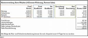 Vermieter Nebenkostenabrechnung Vorlage : fragen antworten ~ Michelbontemps.com Haus und Dekorationen