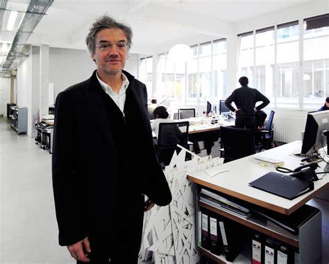 jacques ferrier architectures studio visit