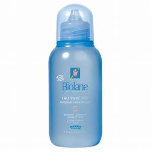 Produit Nettoyant Matelas : eau pure h2o nettoyant sans rincage 400 ml de biolane sur ~ Premium-room.com Idées de Décoration