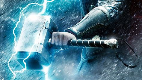Thor Background Thor Wallpapers Hd Wallpaper Cave