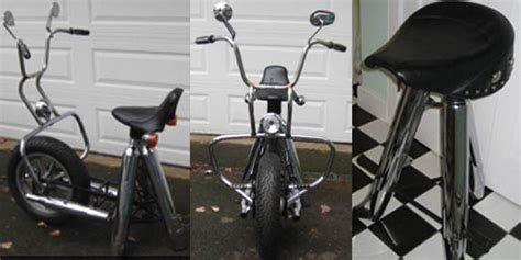 Harley Davidson Hodge Podge Furniture