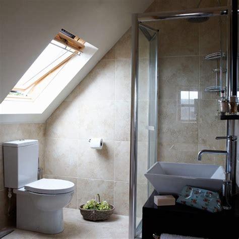 small ensuite bathroom ideas compact ensuite attic bathroom attic bathrooms housetohome co uk