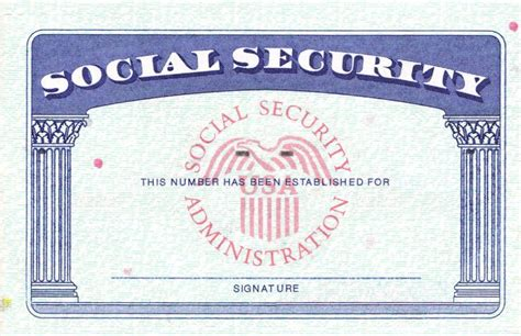 Do not pass it on to someone else. blank social security card template download Social Security Card Template | cyberuse # ...