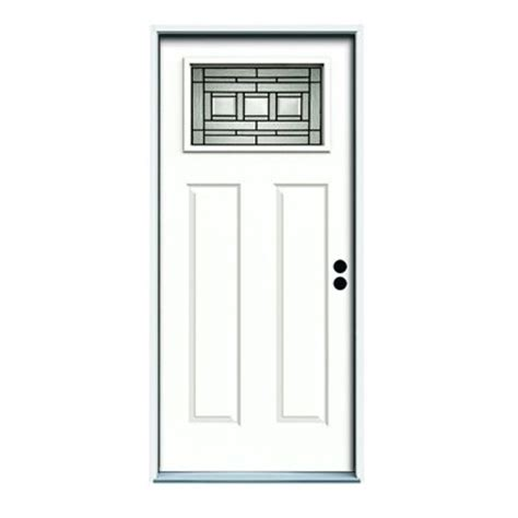 lowes craftsman door reliabilt craftsman inswing steel entry door lowe s canada