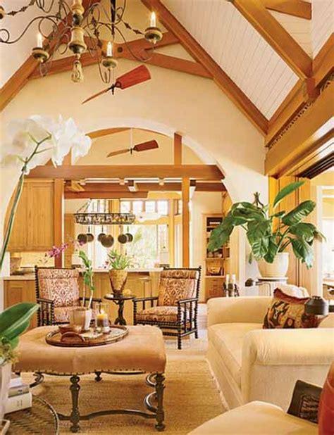 Hawaiian Decor, Aloha Style Tropical Home Decorating Ideas