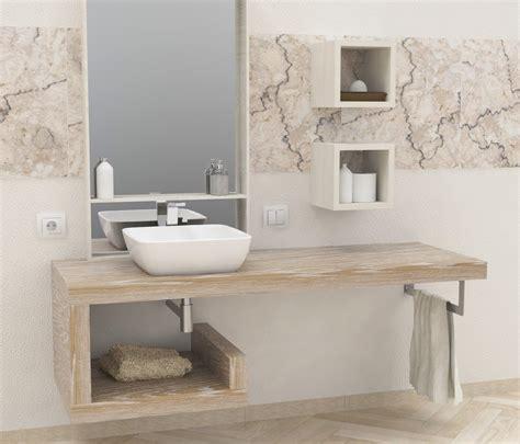 mensole per bagno mensole per bagno mensole lavabo in legno massello su
