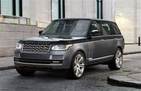 range rover land rover will debut its most luxurious range rover ever