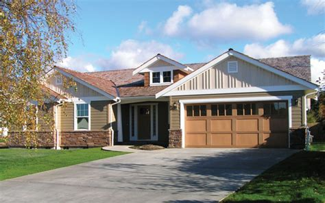 single story house plan exterior home design styles exterior house