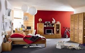 VOLO 4 Teiliges Komplett Jugendzimmer Kinderzimmer Erle