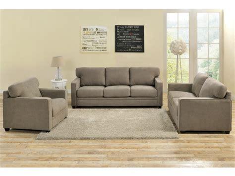 canapé fauteuil canapé et fauteuil en tissu casilda anthracite