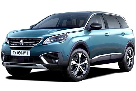 Peugeot 5008 Review by Peugeot 5008 Suv Review Carbuyer