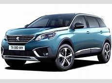 Peugeot 5008 SUV review Carbuyer