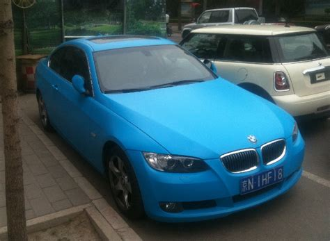 matte baby blue wrap  stunning autoevolution
