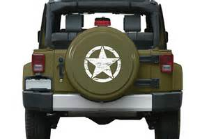 Jeep Wrangler Spare Tire Covers