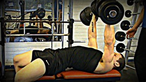 90 Pound Dumbbell Bench Press by 200 Lbs 90 Kg Dumbbell Chest Press