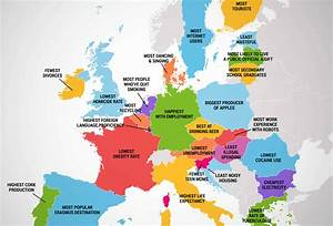 What Every Country in the European Union Is Best At | HuffPost