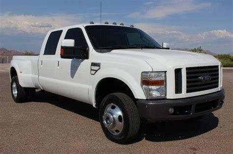 sell  ford    diesel powerstroke dually crew