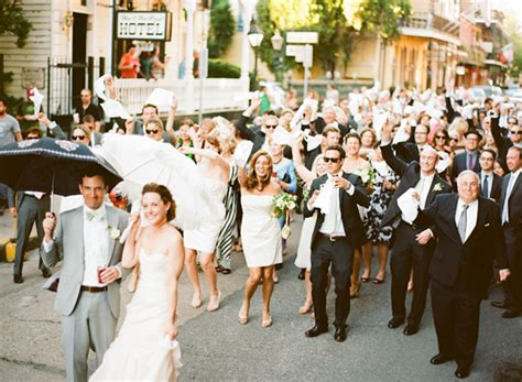Fun And Festive New Orleans Wedding Once Wed