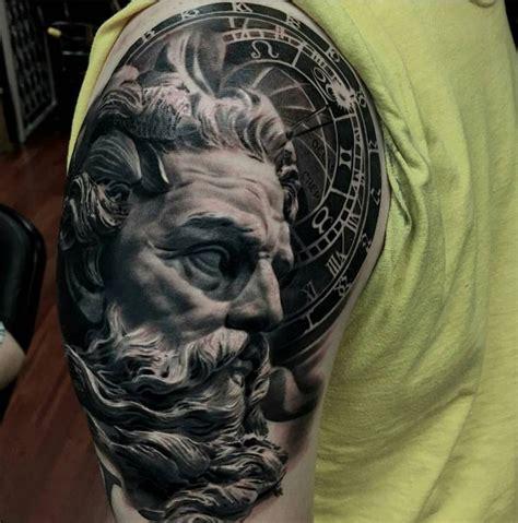 Les 25 Meilleures Idees De La Categorie Tatouage Zeus Sur Pinterest