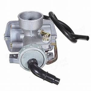 Carburetor Carb Pz20 Pz16 For 50cc 90cc Atvs Go Karts Dirt