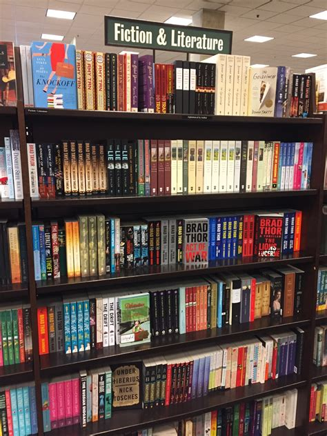 Barnes Nobles Books by How Barnes Noble Helps Authors Find A Spot On