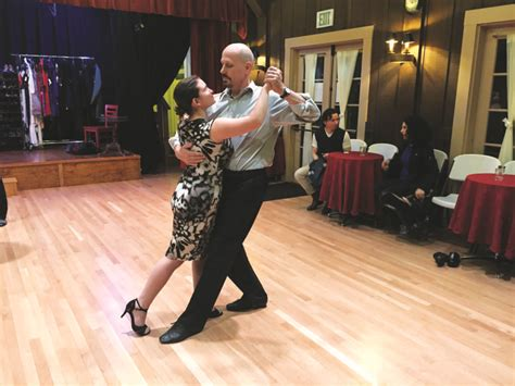 Sophomore Pursues Argentine Tango Within Class Of Adults
