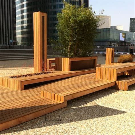 urban furniture images  pinterest landscape